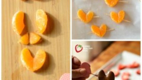 Encouraging children to choose fruit for dessert: Recipe Idea