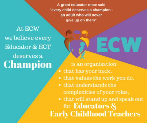 Educator Thank You from ECW Director